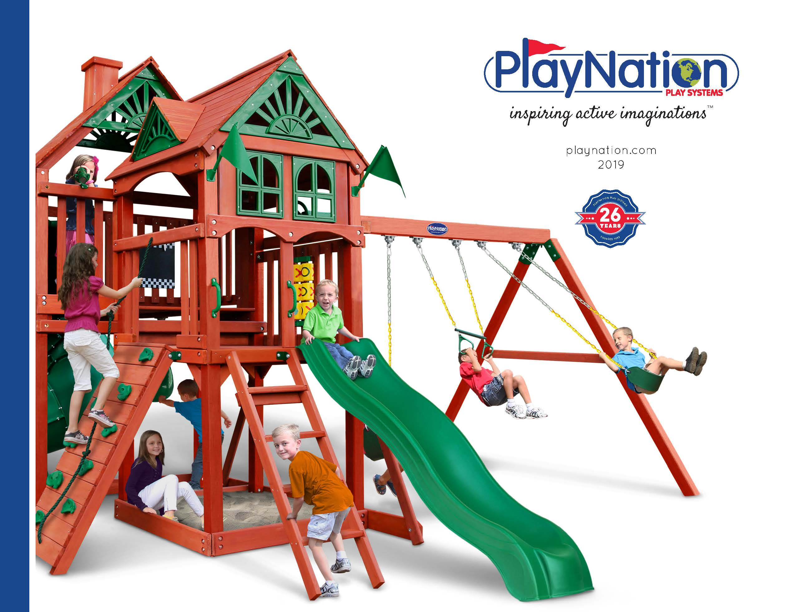 2019 PlayNation Catalog